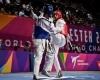 V ekipi beguncev pet taekwondoistov pogleduje proti Tokiu